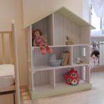 стеллаж для игрушек в детскую идеи вариантов