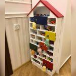 стеллаж для игрушек в детскую фото видов