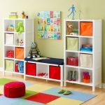 стеллаж для игрушек в детскую обзор