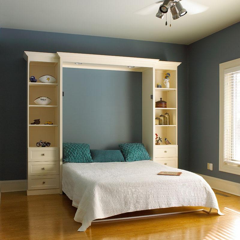 стильная откидная кровать