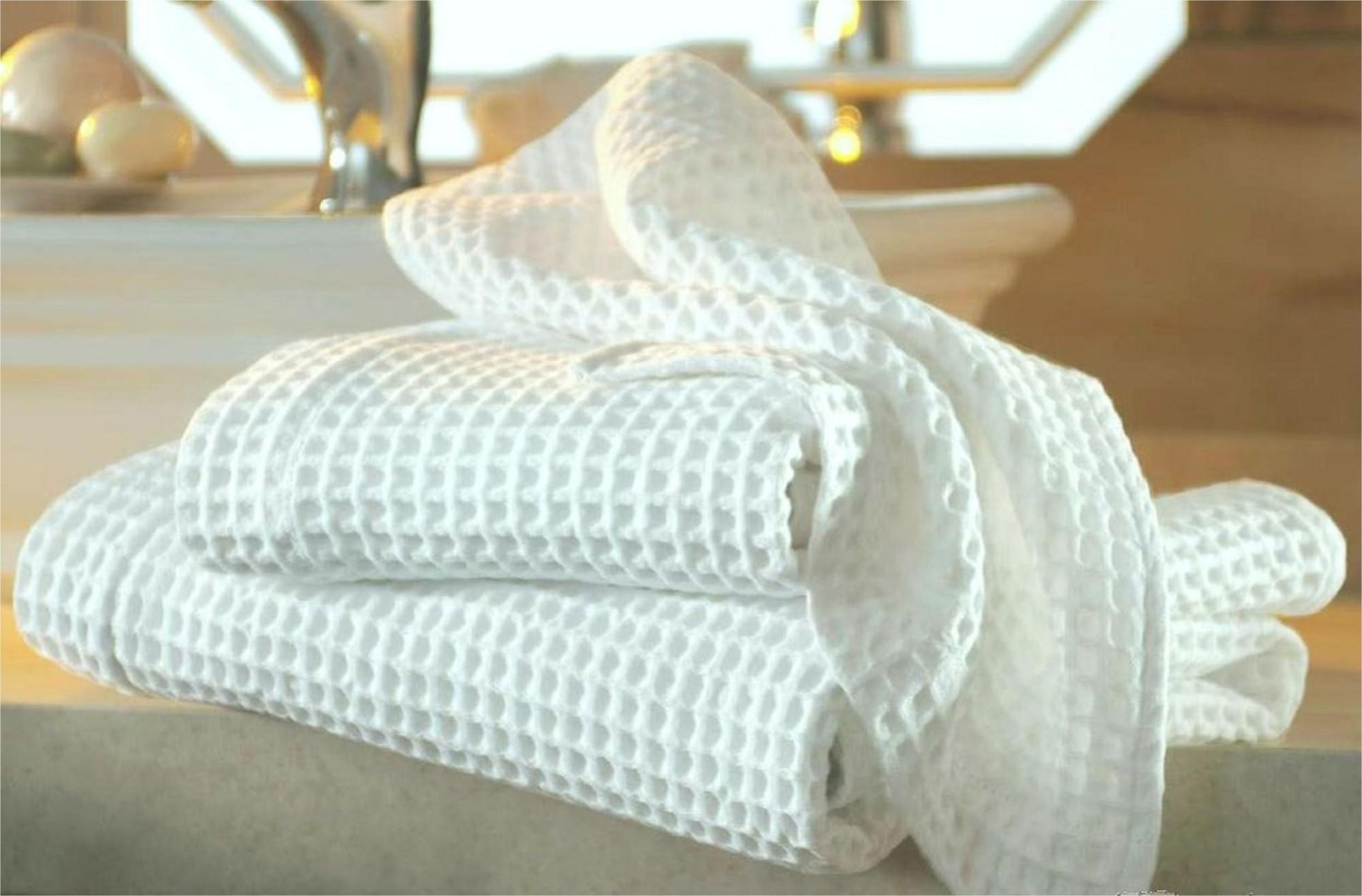 полотенца из льна