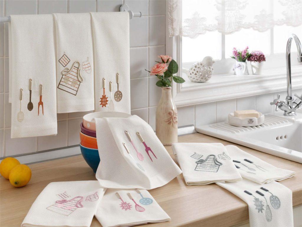 отстирать белые полотенца
