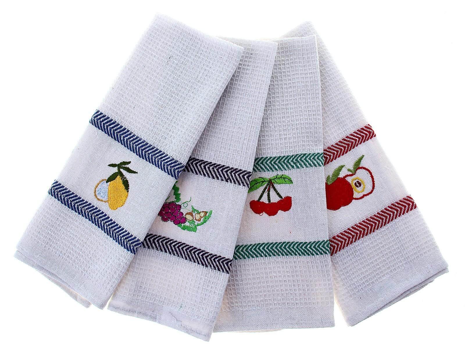 Старые полотенца