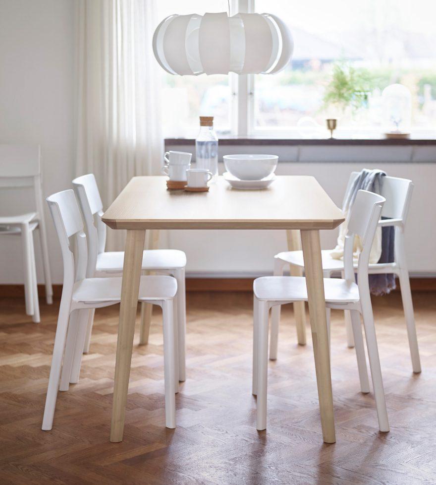 стол в кухню классический