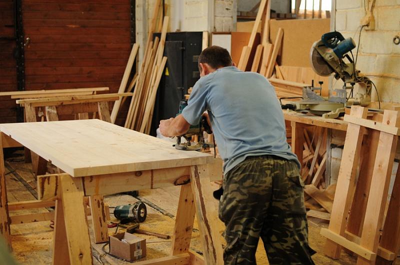 как сделать столешницу для стола
