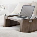 столик для ноутбука варианты декора