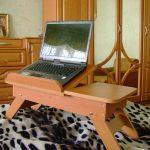 столик для ноутбука фото дизайна