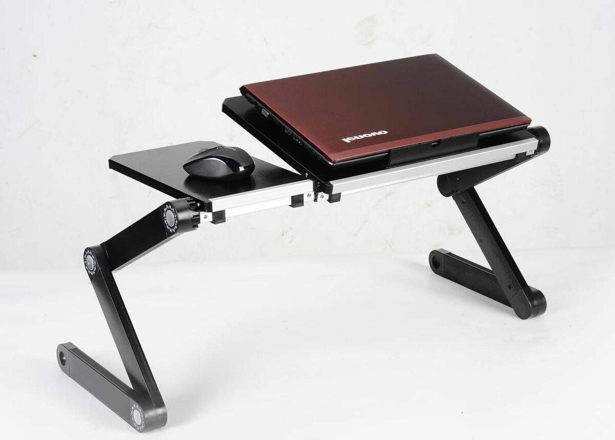 столик для ноутбука раскладной фото