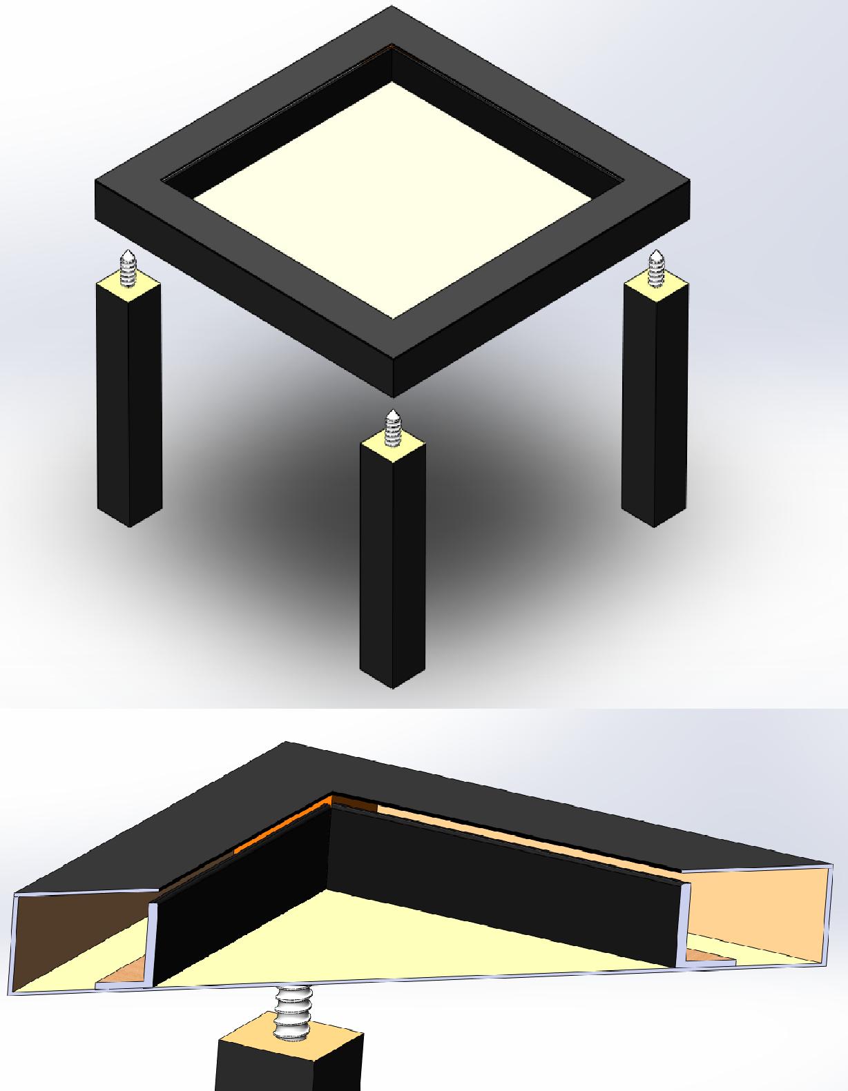 Сделать столик