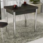 кухонный стол с железными ногами