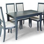 кухонный стол серый