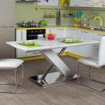 кухонный стол на подставке