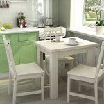 кухонный стол у окна маленький
