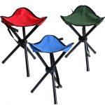 стул для рыбалки на трех ножках