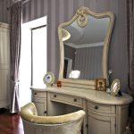 туалетный столик с зеркалом фото вариантов