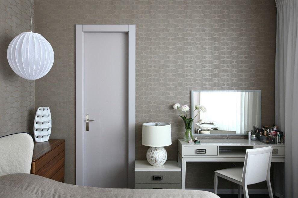 туалетный столик с зеркалом идеи фото