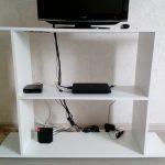 тумба под телевизор простая