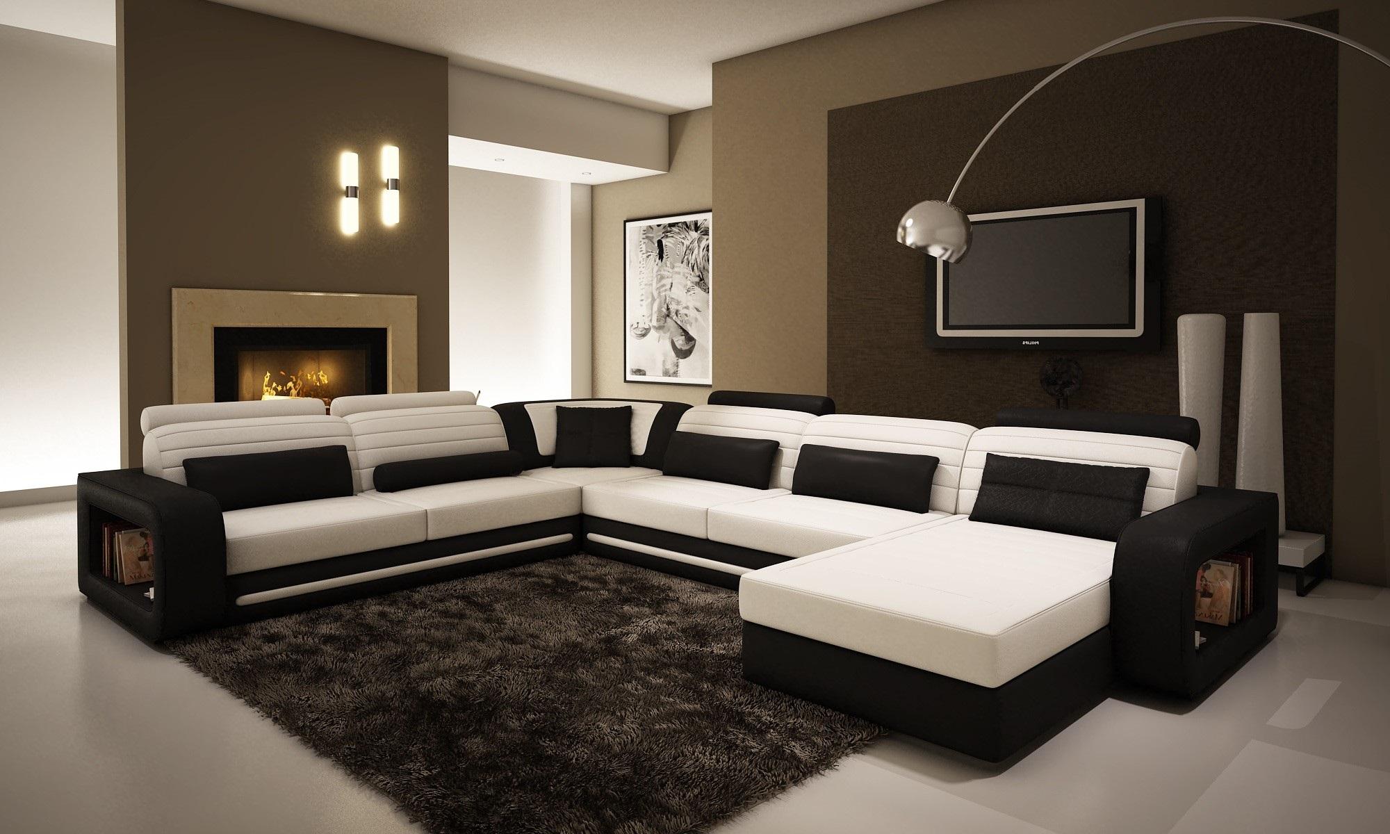 диван для большой семьи