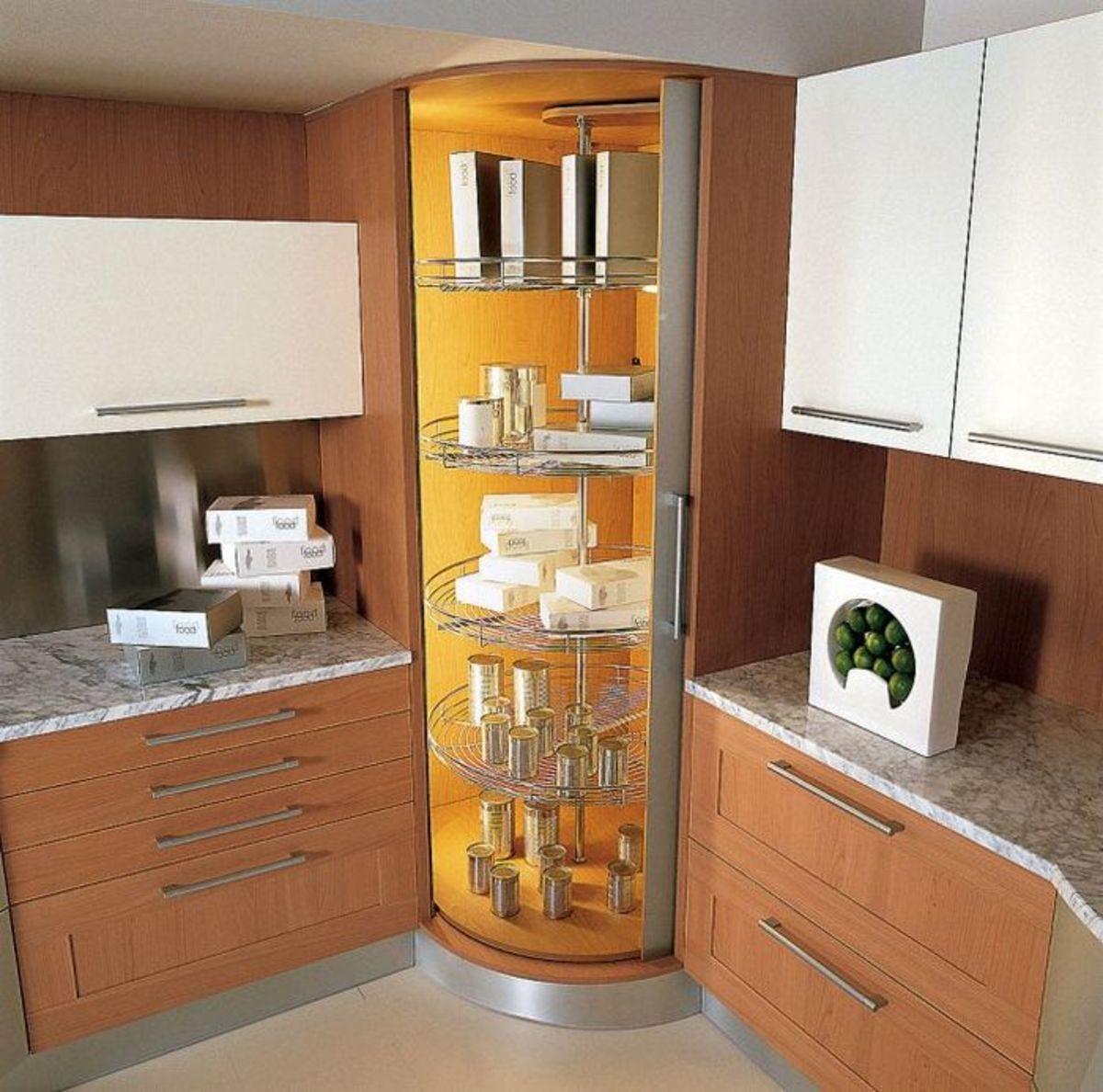 угловые кухни с высокими напольными шкафами фото любого загородного дома