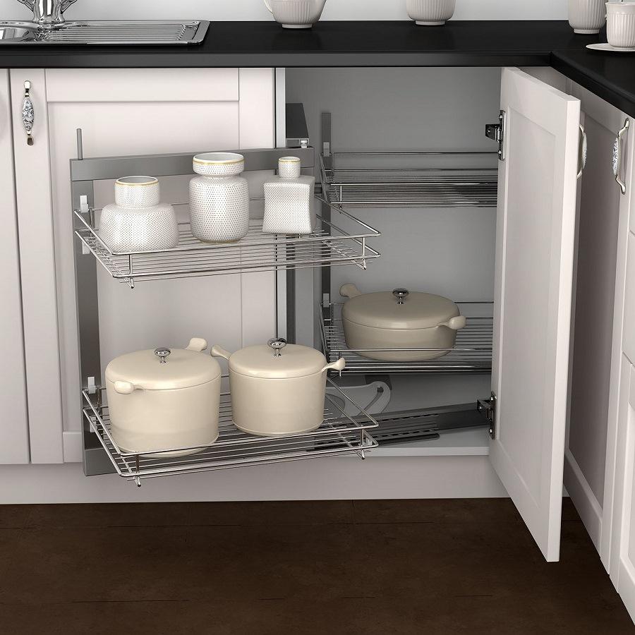 систему открывания кухонных шкафов