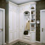 сочетание шкафа с интерьером