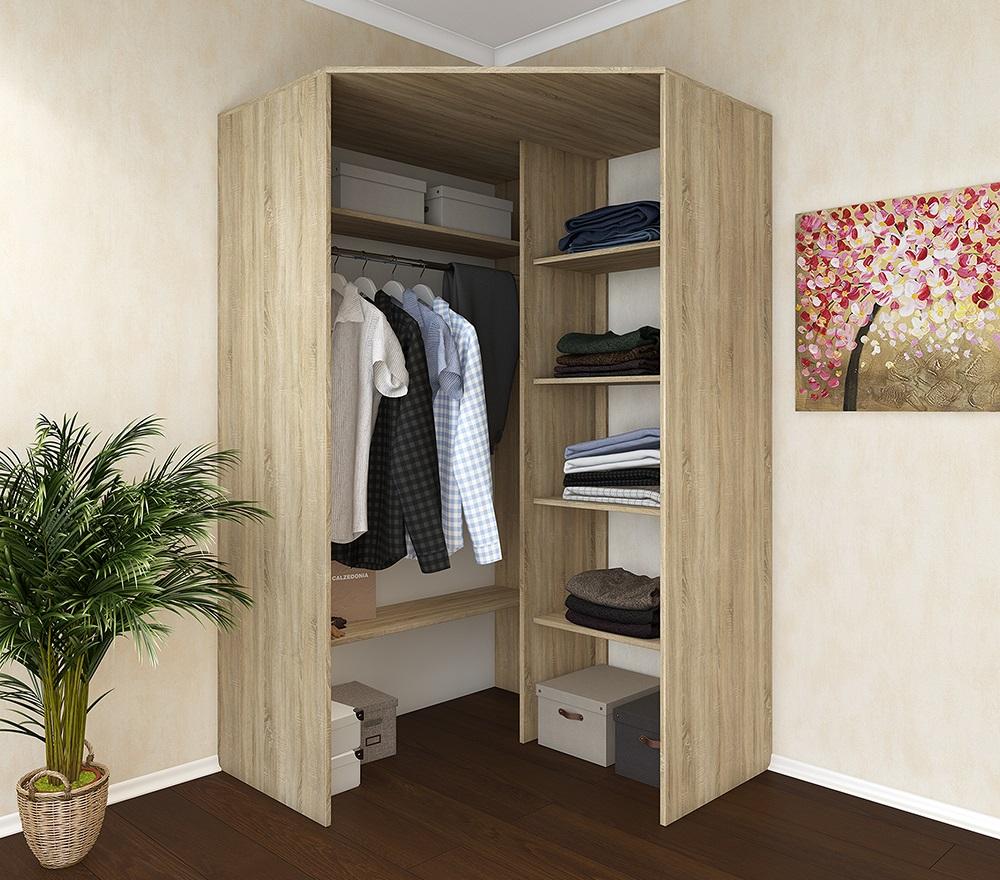 корпус шкафа из древесины