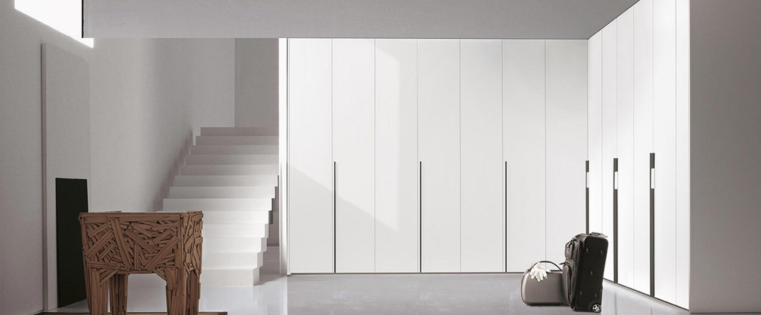 шкаф в стиле минимализм