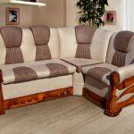 угловой диван небольшой