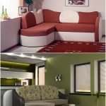 угловой диван вариант