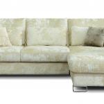угловой диван простой