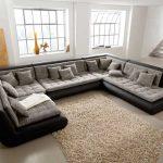 диван угловой большой