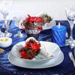 украшение стола к празднику декор фото