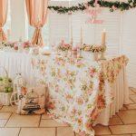 украшение стола к празднику фото декора