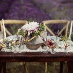 украшение стола к празднику идеи декор