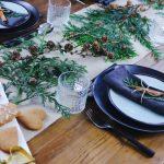 украшение стола к празднику интерьер фото