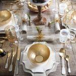 украшение стола к празднику фото интерьер