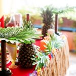 украшение стола к празднику дизайн фото