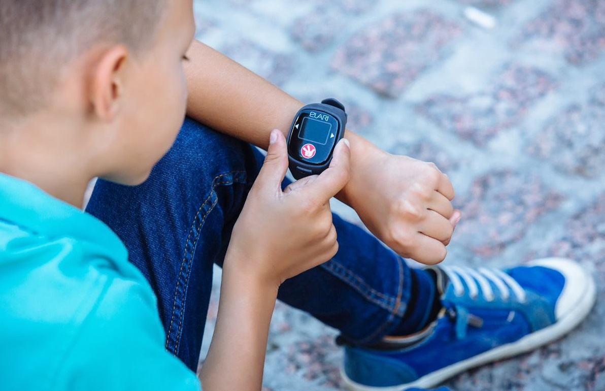 умные детские часы