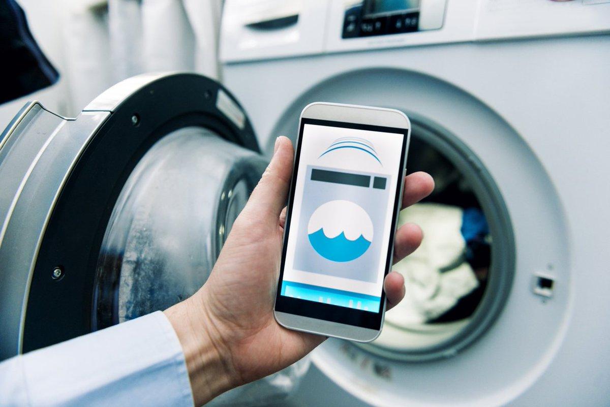 управление стиральной машиной