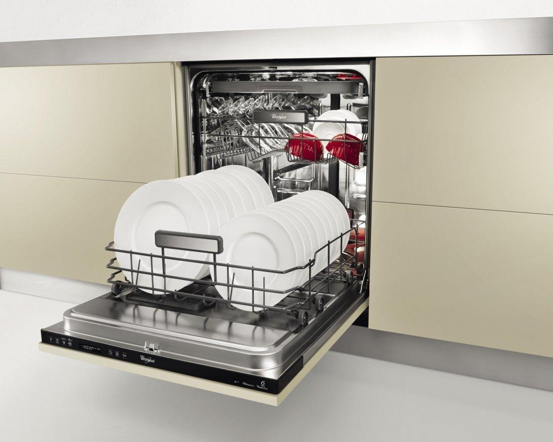 установка посудомоечной машины в гарнитур