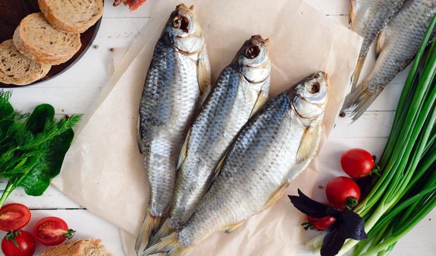 вяленая рыба фото