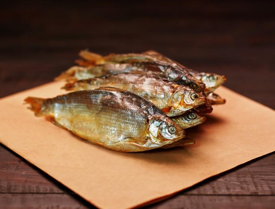 вяленая рыба как выглядит
