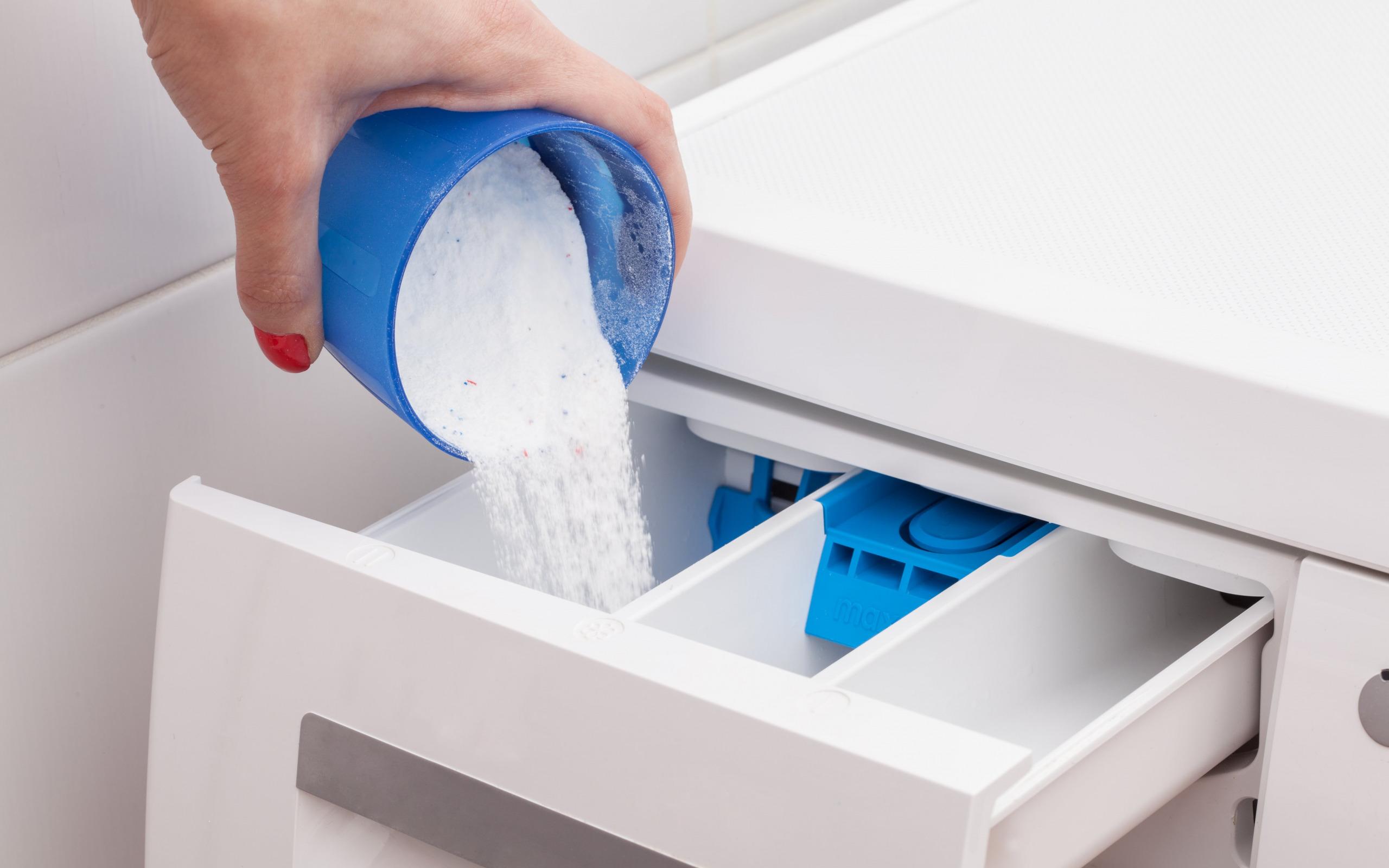 стиральный порошок в машинку