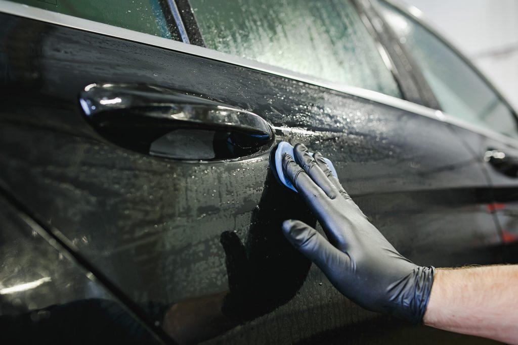 правила безопасности при очистке машины