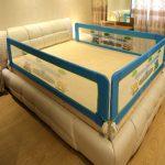 бортик-заграждение для кровати