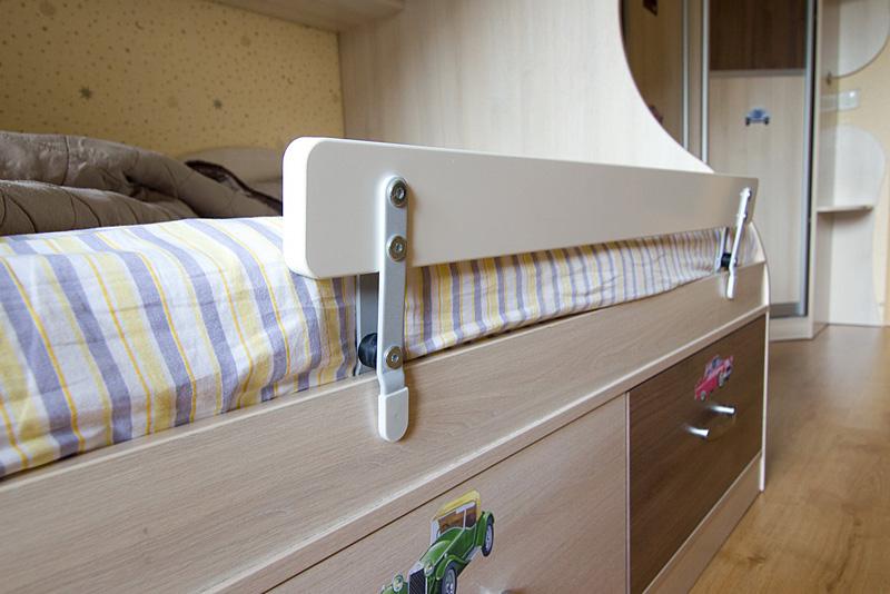 деревянный бортик для кровати своими руками