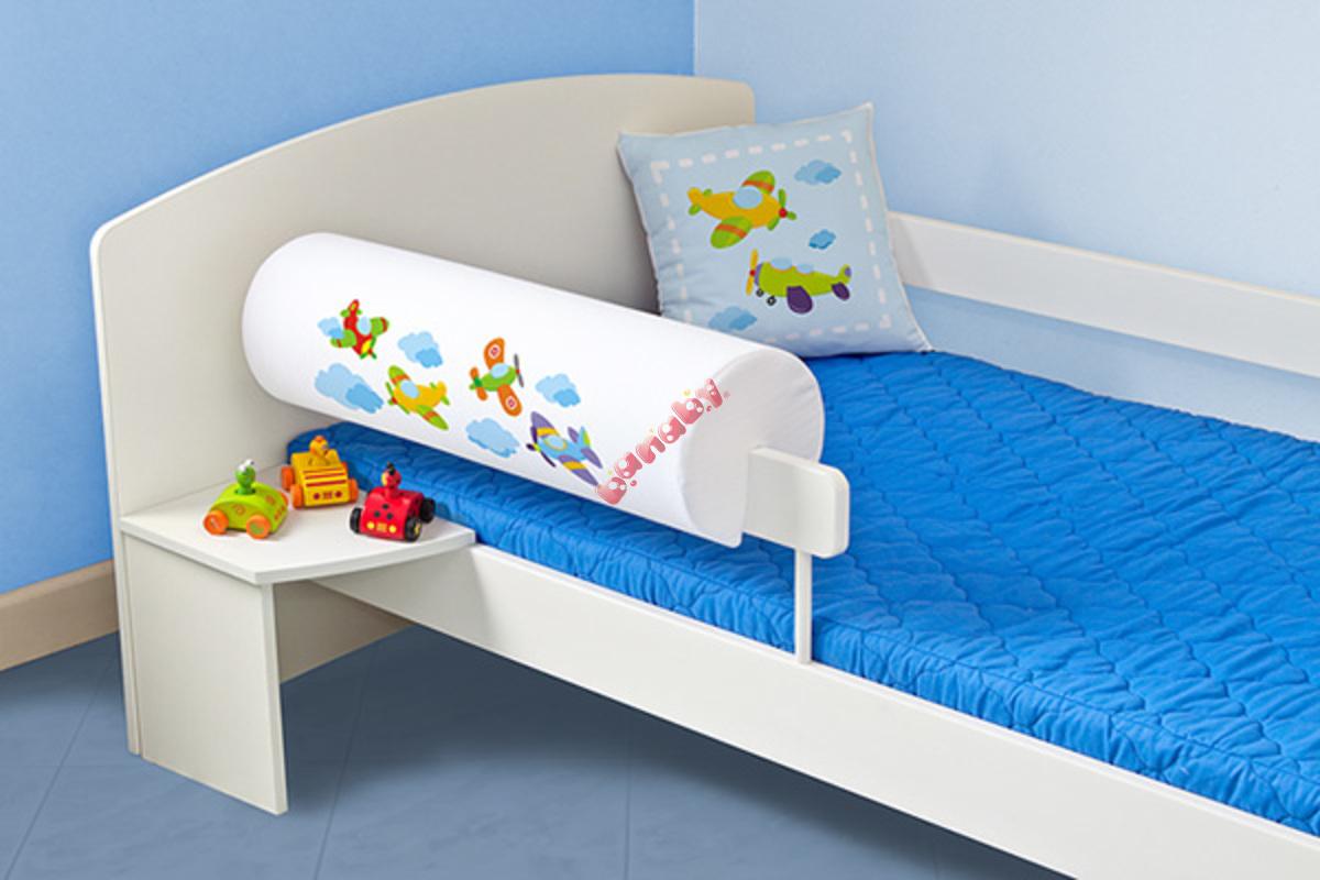 бортик-цилиндр для кроватки малыша