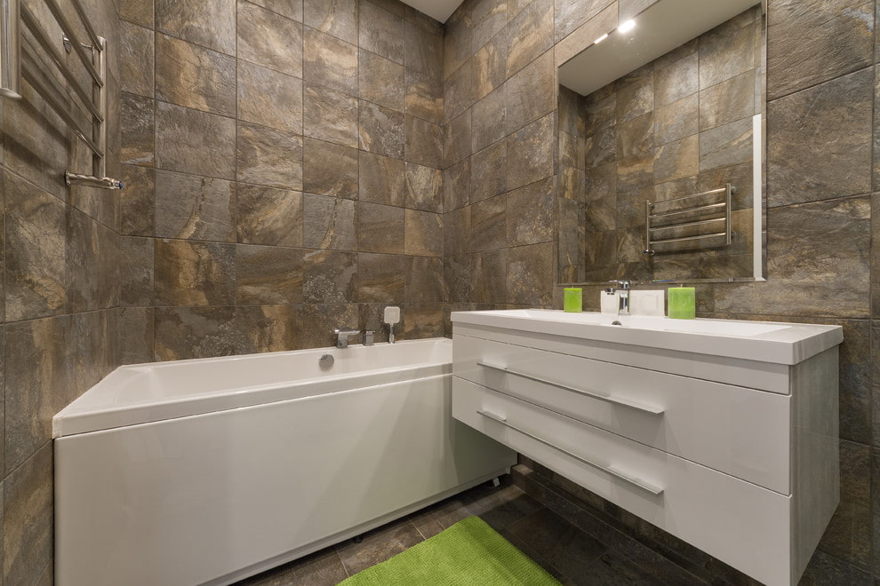 зеркало в ванной фото идеи