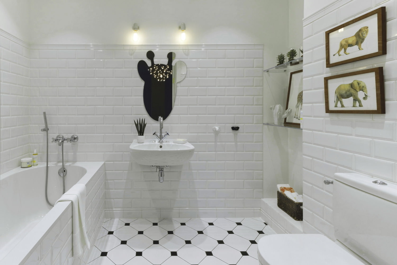 зеркало в ванной идеи