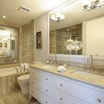 зеркало в ванную комнату фото декор